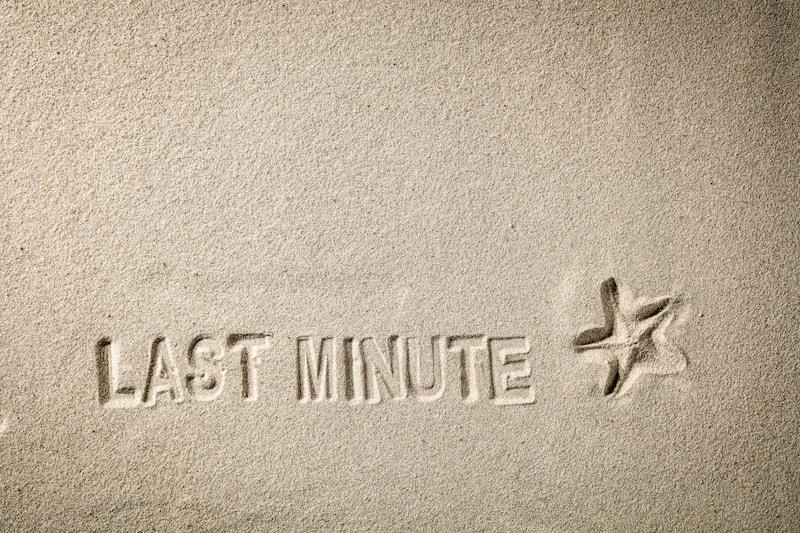 Dernière minute